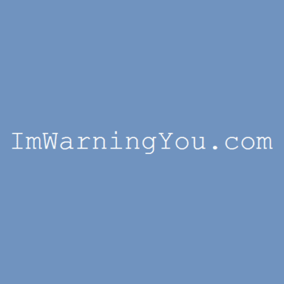 internet gorillas - im warning you pic 1